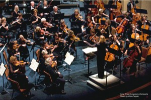 LTSO on Stage Opening Night