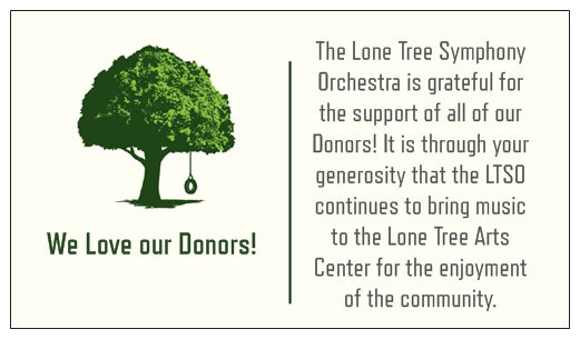 Donors Tree