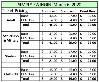 MAR 2020 Pricing